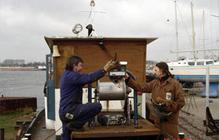 Carron Marine bvba - Zelzate - Scheepswerf