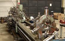 Carron Marine bvba - Zelzate - Mechanische werkplaats
